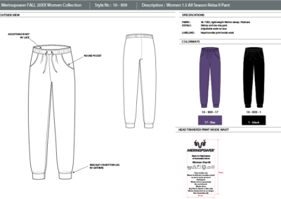 10-909_training_II_pant